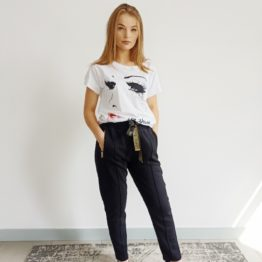 spodnie gaudi jeans
