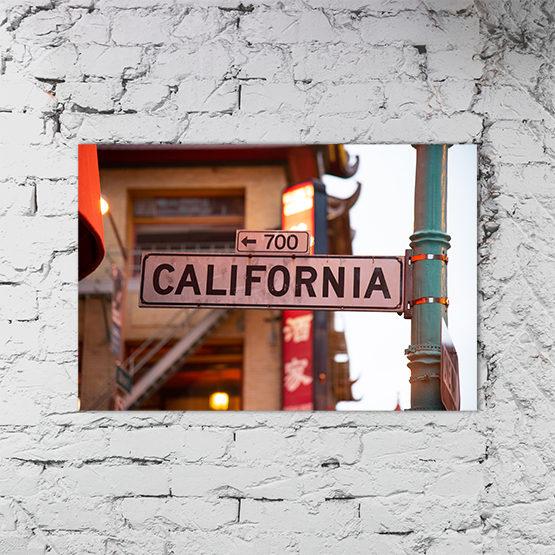 Kalifornia plakat młodzieżowy na ścianę