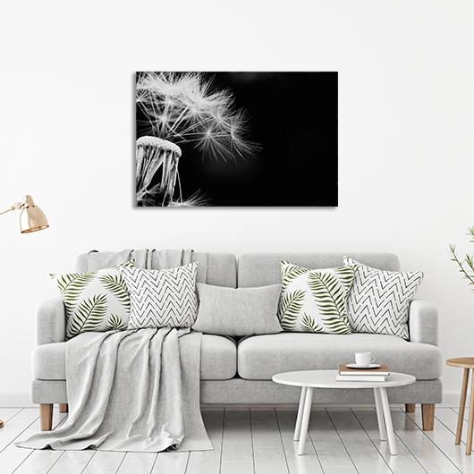 Dmuchawce foto plakat do mieszkania lub biura - Buy Design